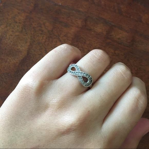 d6534436f Jewelry | Kay Jewelers Infinity Ring | Poshmark